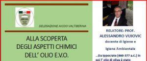 Serate Chimica dell'Olio @ rist. Pomarancio | Umbertide | Umbria | Italia