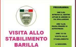 gita stabilimento Barilla @ Barilla