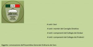 Assemblea Ordinaria - Venerdì 31-03-2017 @ rist. MALAFRASCA | Toscana | Italia