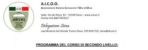 Corso II livello @ Ass. Cuochi Siena - Sede | Toscana | Italia