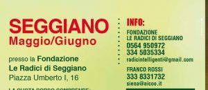 Corso Primo Livello - SEGGIANO @ Fondazioni Radici di Seggiano | Seggiano | Toscana | Italia
